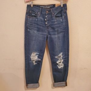 Vintage Hi-rise Mom Jeans